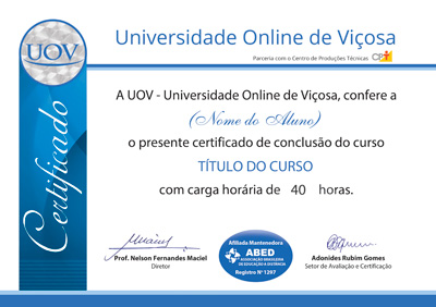 Cursos Online na Área Futsal - Cursos Online UOV com Certificado ... a988df1306e9f